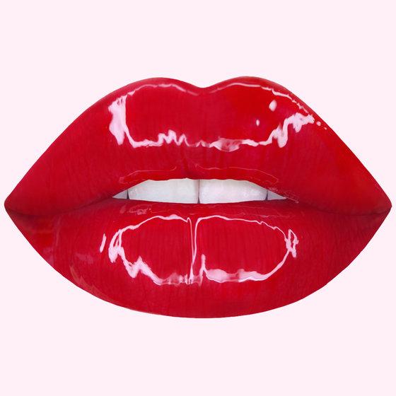 Maraschino Cherry Lip Gloss Lips Painting Lime Crime Lipstick Cherry Lips
