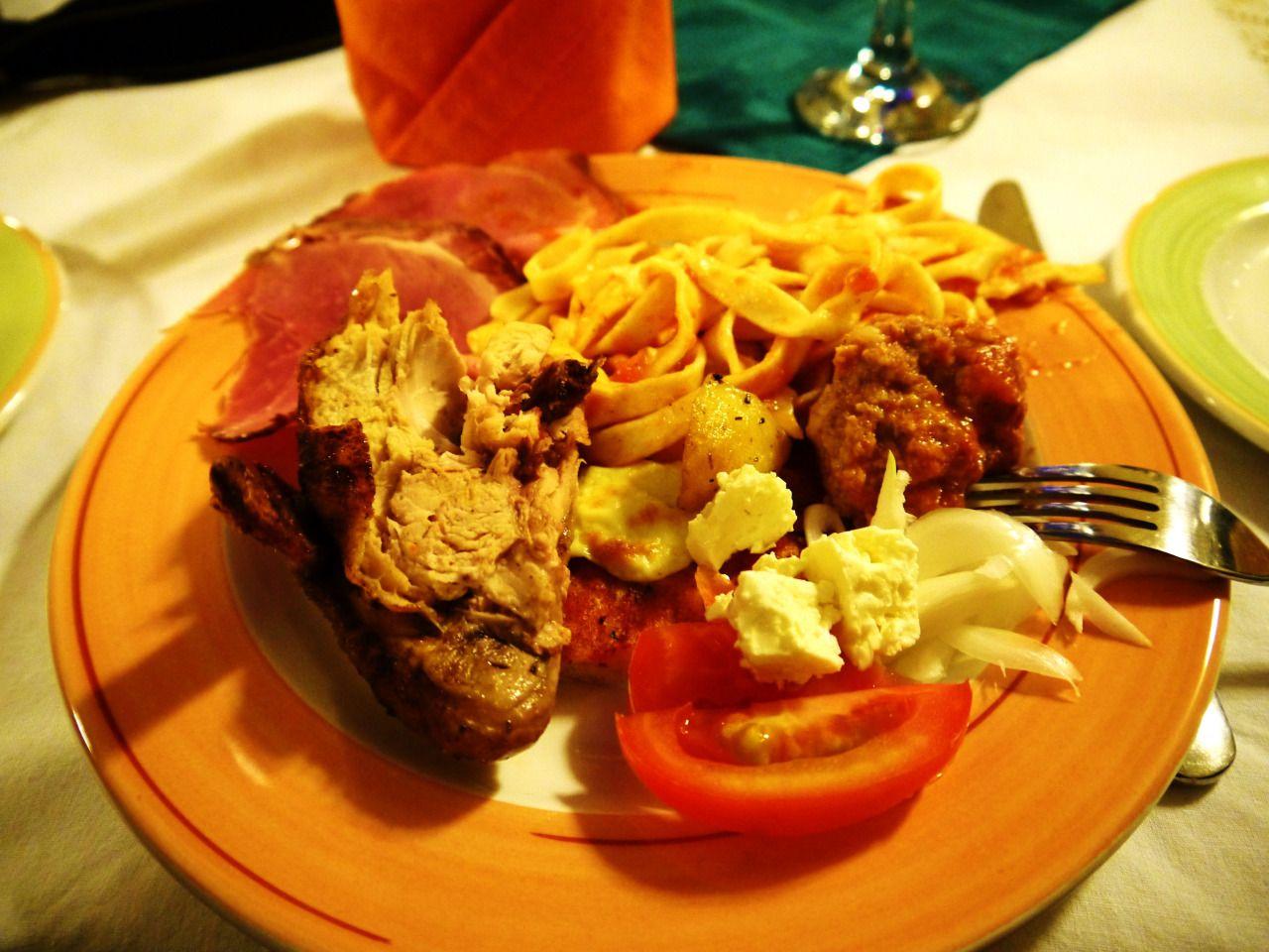 Casa Mia Restaurant (Italian Consul), Mbabane, Swaziland