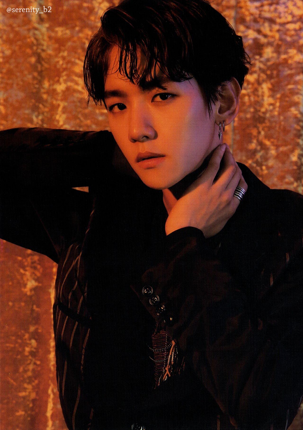 Exo Lotto Album Photoshoot 3 Baekhyun 3 Baekhyun Exo Baekhyun Baekhyun Hot