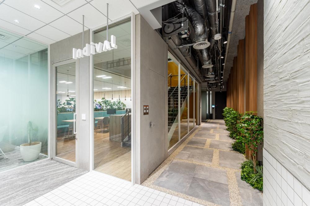 オフィスデザイン実績 高い主体性とエンゲージメントを引き出す Ondo