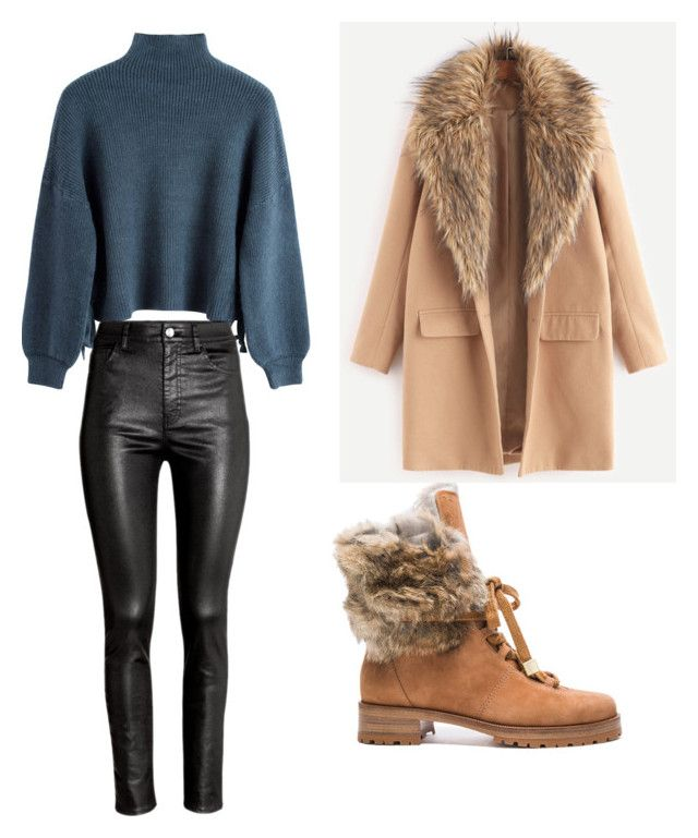 """""""Untitled #66"""" by purplepancakeaarecool on Polyvore featuring Alexandre Birman and H&M"""