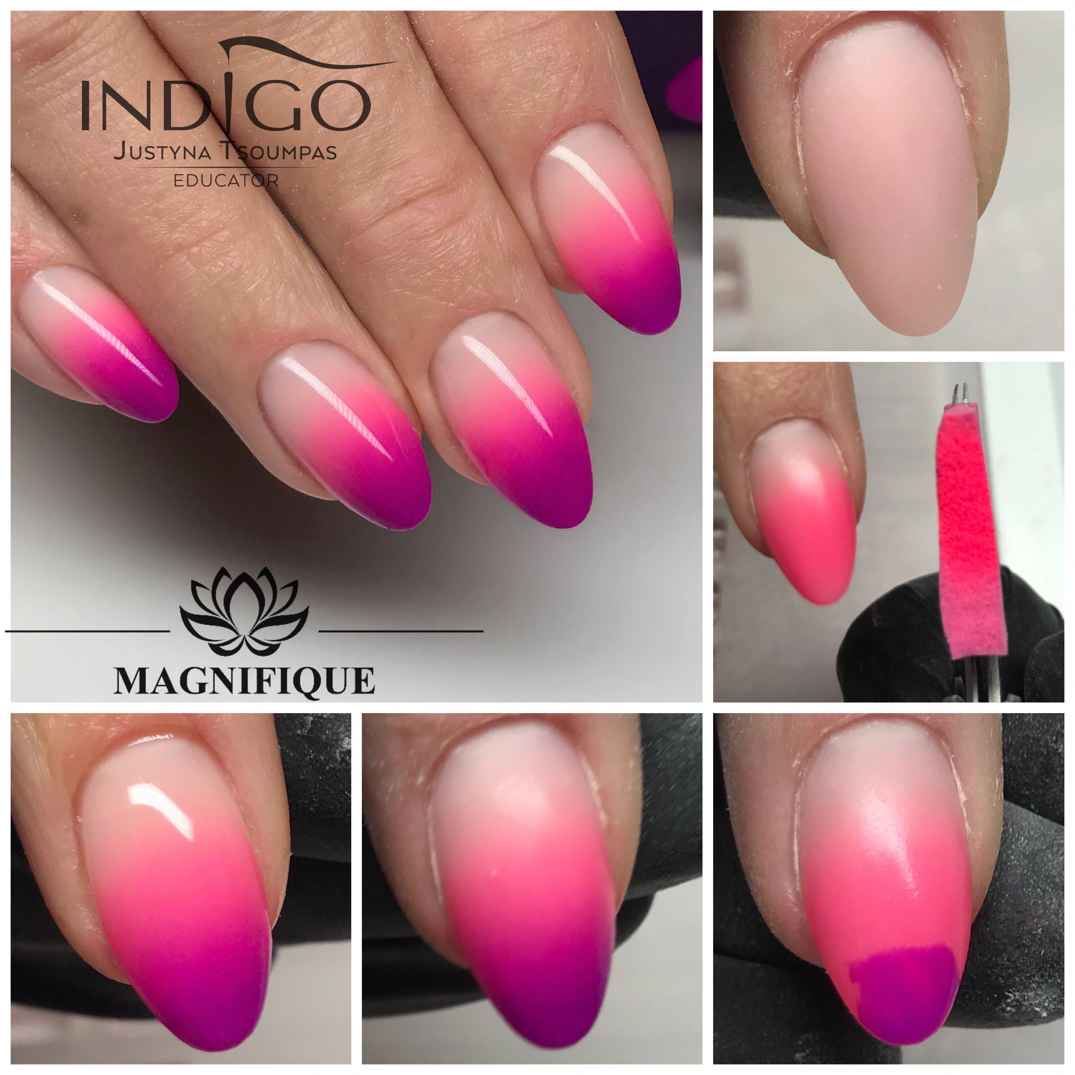 Nails Acrylic Summer Nailcolorideassummer Ombre Nails Tutorial Ombre Nails Ombre Gel Nails