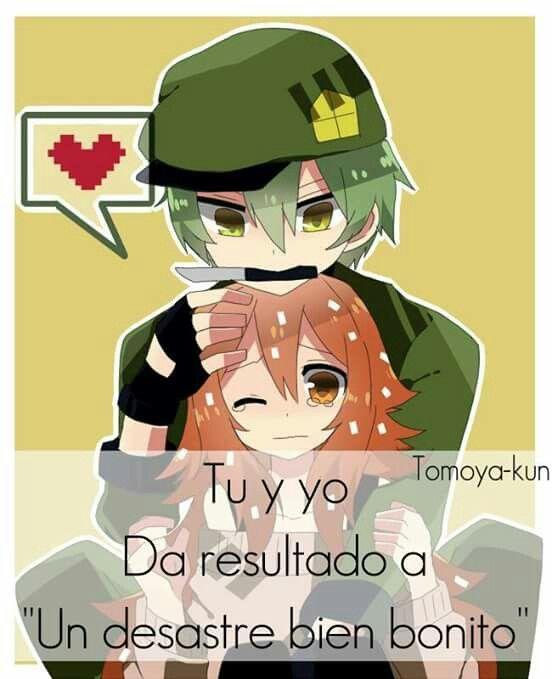 Tu y Yo.