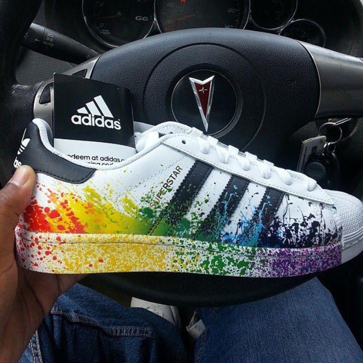 scarpe adidas superstar pride