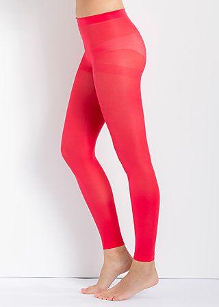 mild leggings hot tomato #blutsgeschwister