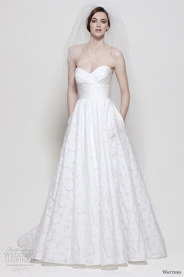 wedding dresses with pockets say yes to the dress | Wedding Dress ...
