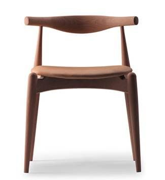 Hans Wegner's CH20 Elbow Chair