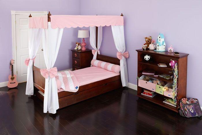 Princess Canopy Bed - Artistic Sensations