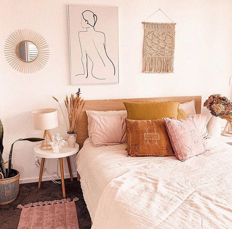 Moroccan cactus silk cushions | Aztec House #decofuture