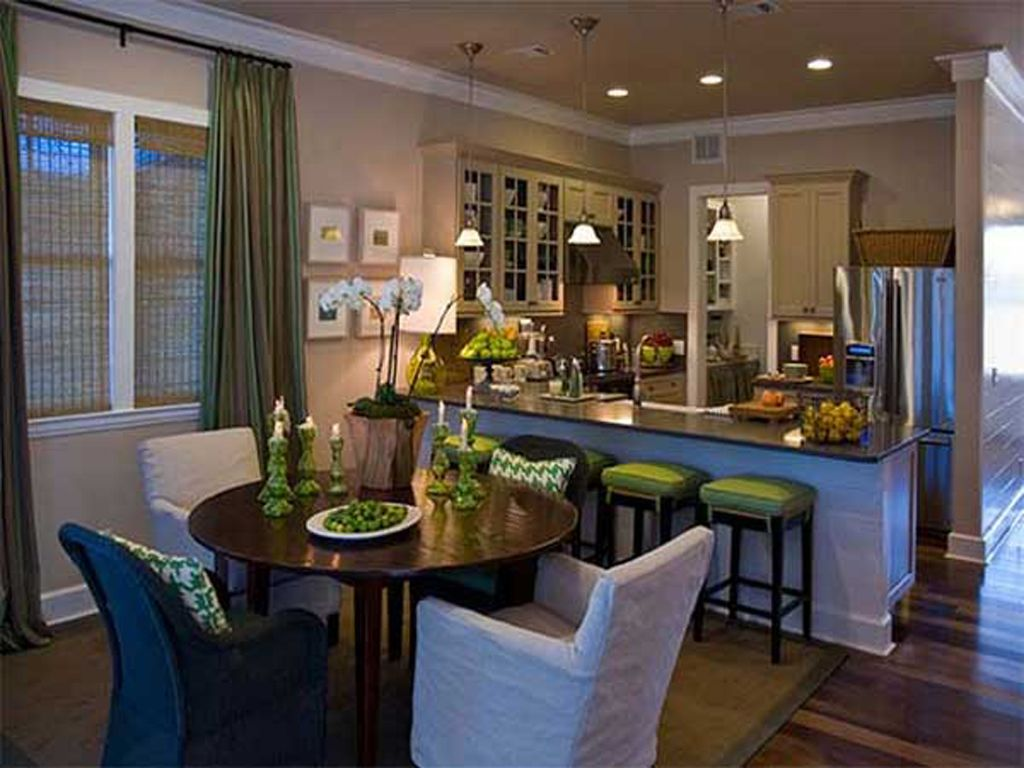 HGTV\'s Green Home 2008 | Open concept kitchen, Concept kitchens ...