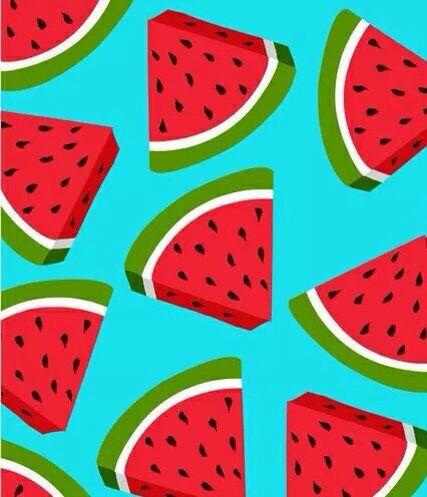 Watermelon Wallpaper Papel De Parede De Melancia Estampas
