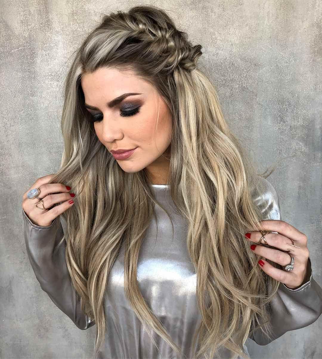Beautiful braids hair pinterest hair styles braided
