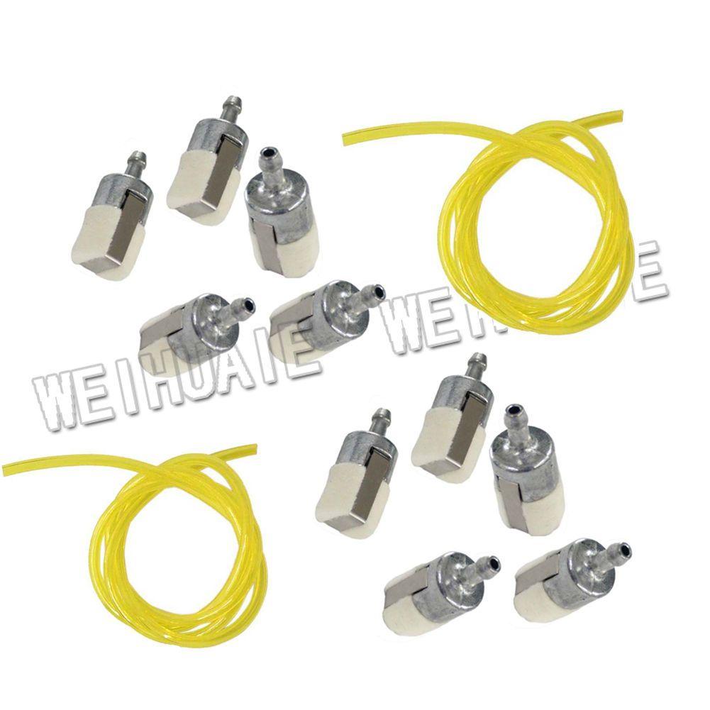 1188 10x Fuel Line Filter For 506742601 Husqvarna Redmax Ebz8001 Ebz7001 350 Bt