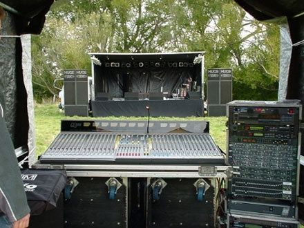 Lighting System For Hire