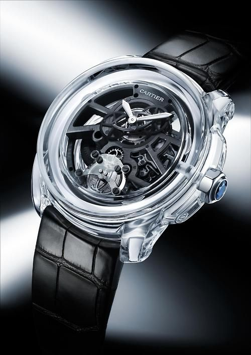 #Cartier ID Two concept watch
