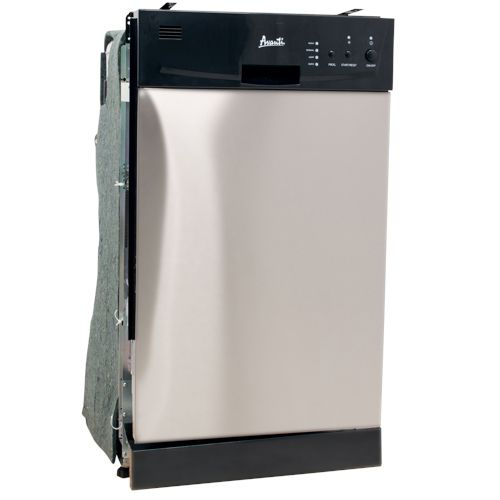 "Avanti 18"" Built-In Dishwasher"