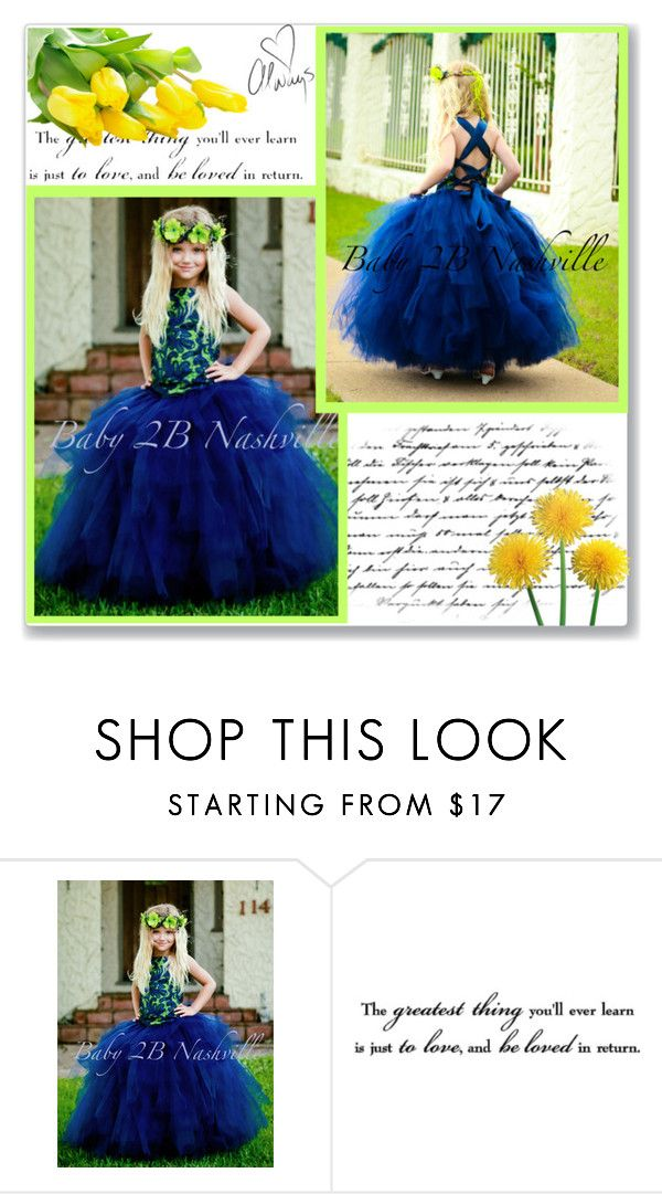 """""""Baby2BNashville 5"""" by mery66 ❤ liked on Polyvore featuring Love Always"""