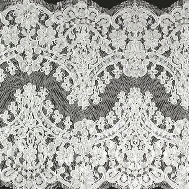 Beautiful vintage lace