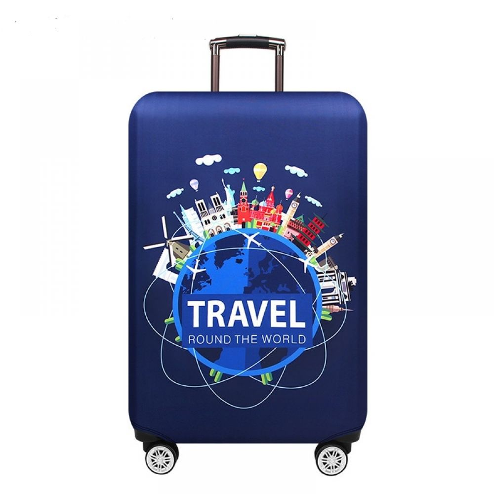 cb6bbd2a10a4 JULY'S SONG Thicken Luggage Cover 18-32 Inch Case Suitcase Covers ...