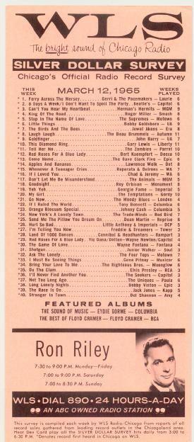 am 890 wls chicago music surveys chicago pinterest music 70s