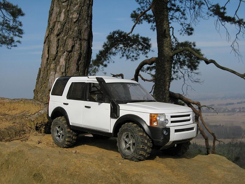 Tamiya CC-01, Land Rover Discovery 3 | Other cool stuff | Pinterest