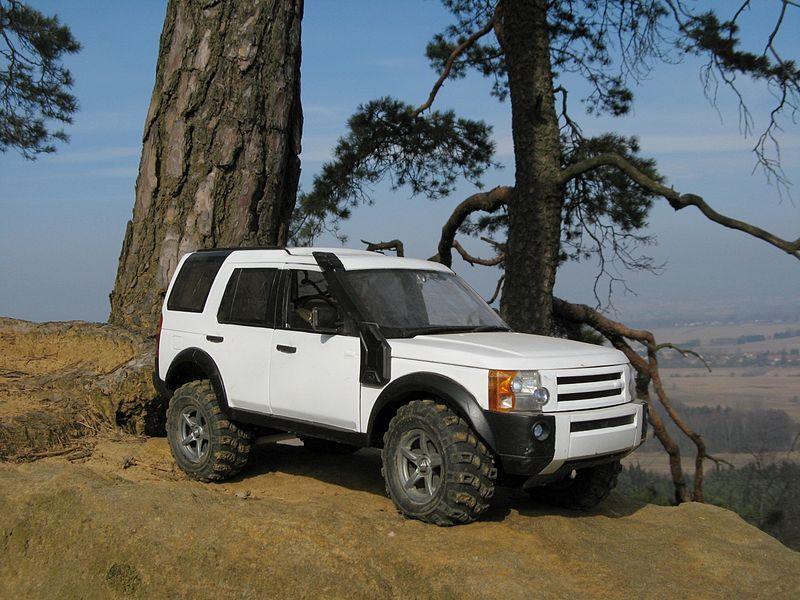 Très Tamiya CC-01, Land Rover Discovery 3 | Other cool stuff  LJ28