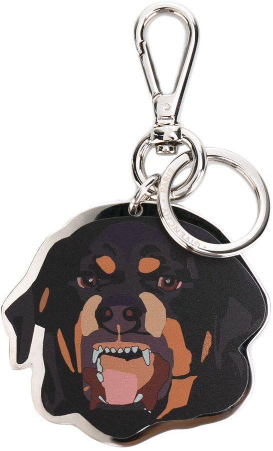 8f80947d1 Givenchy dog keyring Givenchy Rottweiler Bag, Givenchy Dog, Key Rings,  Urban Fashion,
