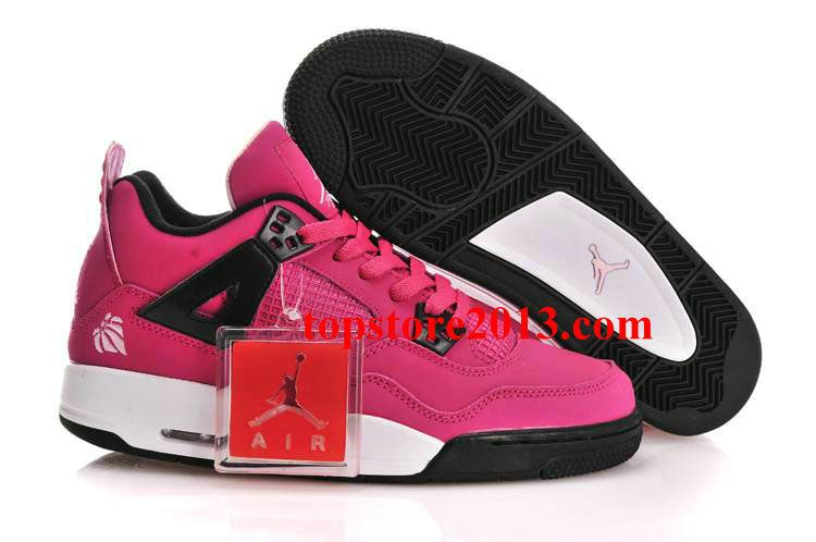 da3e2cd398f411 Air Jordan IV Womens Voltage Cherry With Plastic Tag