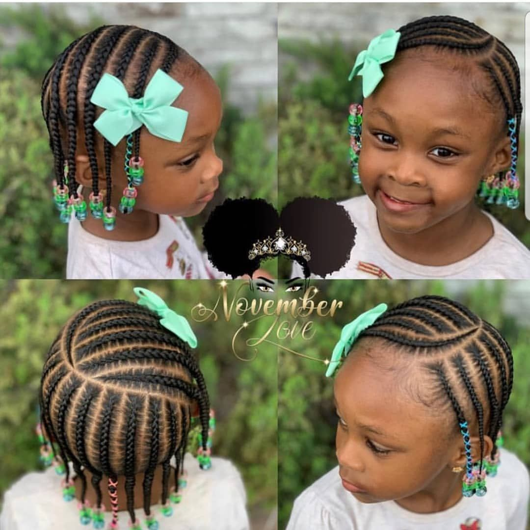 Featured Braidscouturee Follow Kissegirl Hair Skin And Nails Beauty Products Available Now Www K Braids For Kids Baby Girl Hairstyles Kids Hairstyles