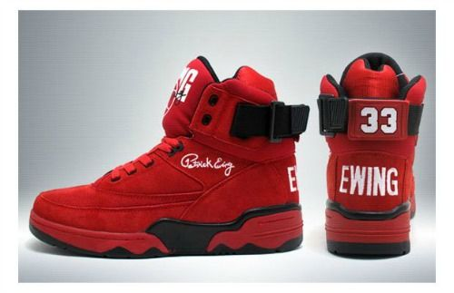 separation shoes f0a3a fd01a 33 Hi Retro Ewing Athletics