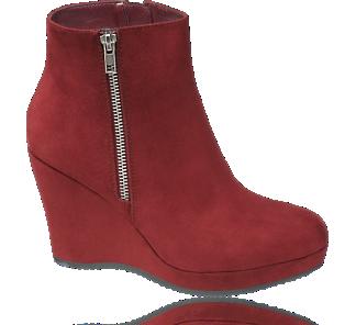 Deichmann | Wedge ankle boots