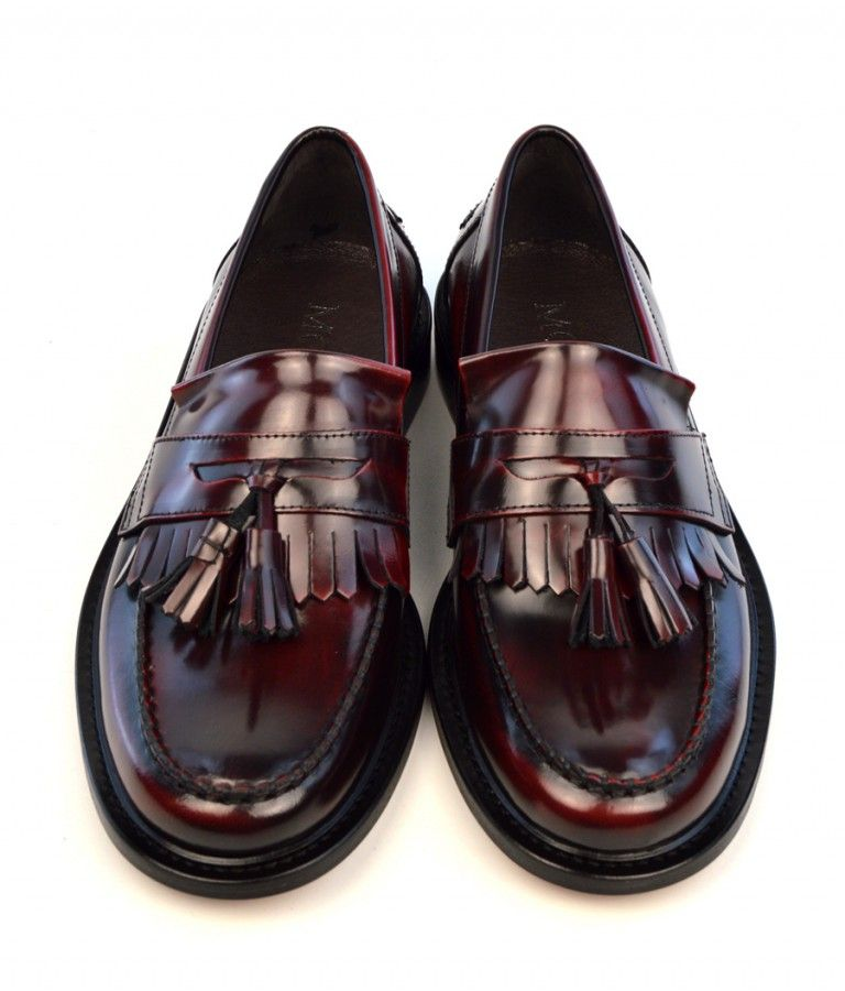 4b766942bf45d Oxblood Tassel Loafers - The Prince in 2019 | men shoe | Tassel ...