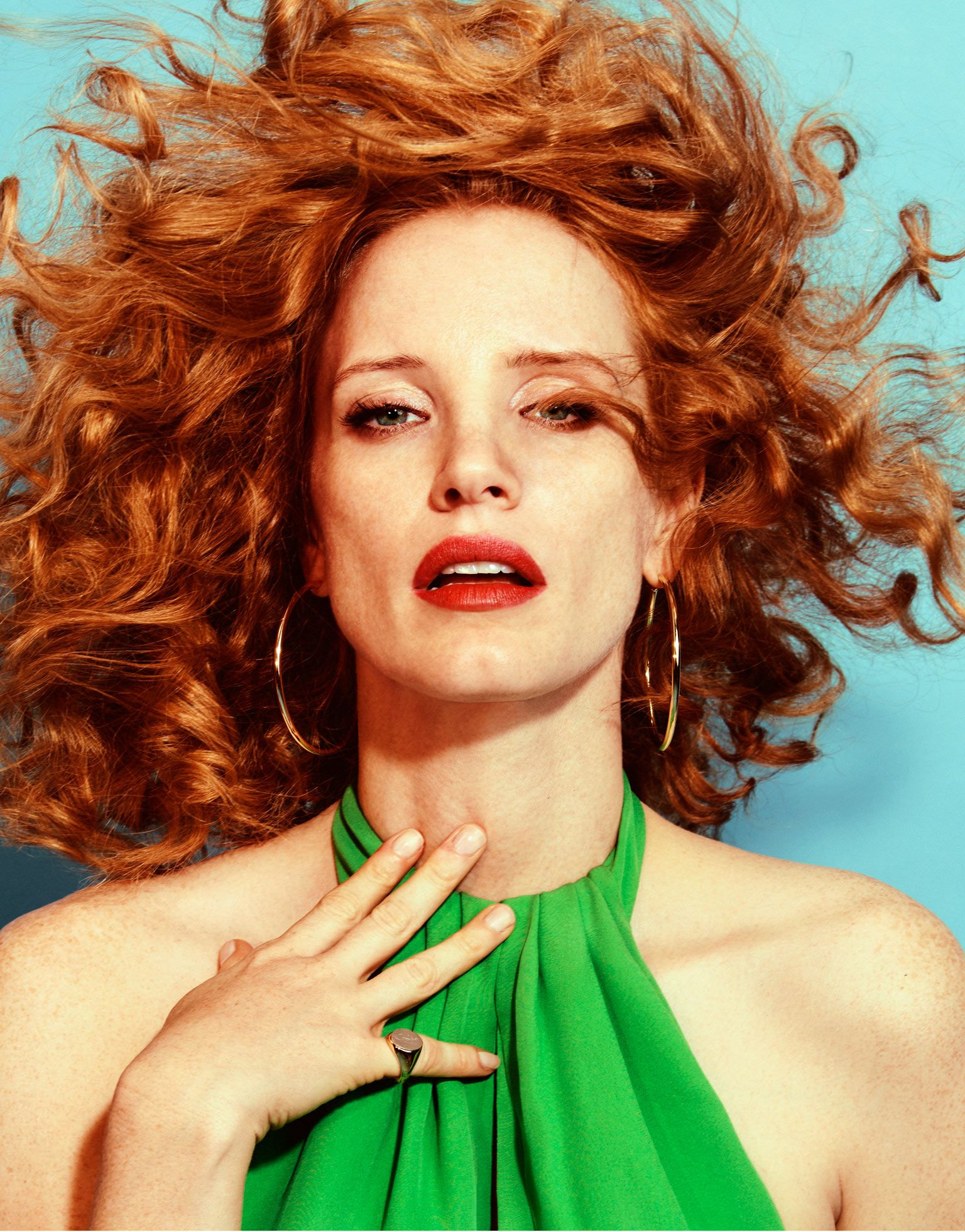 Cover Story  Jessica Chastain   Actress jessica 1138ddbbfca