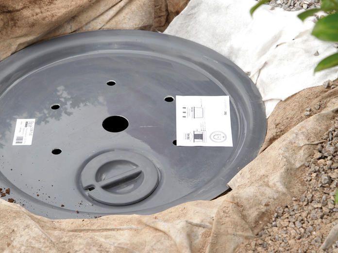 Bachlauf Wasserreservoir Bachlauf Bachlauf Selber Bauen