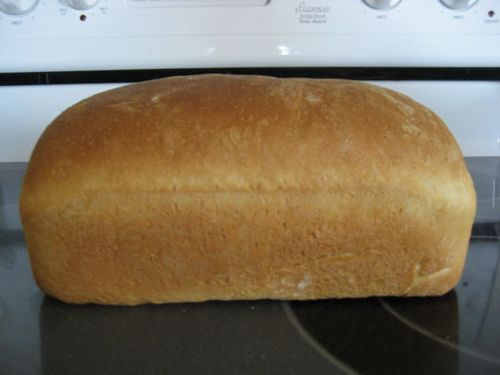 homeade bread