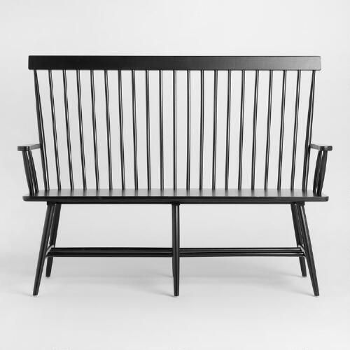 Boasting Solid Wood Construction And A Black Finish Our