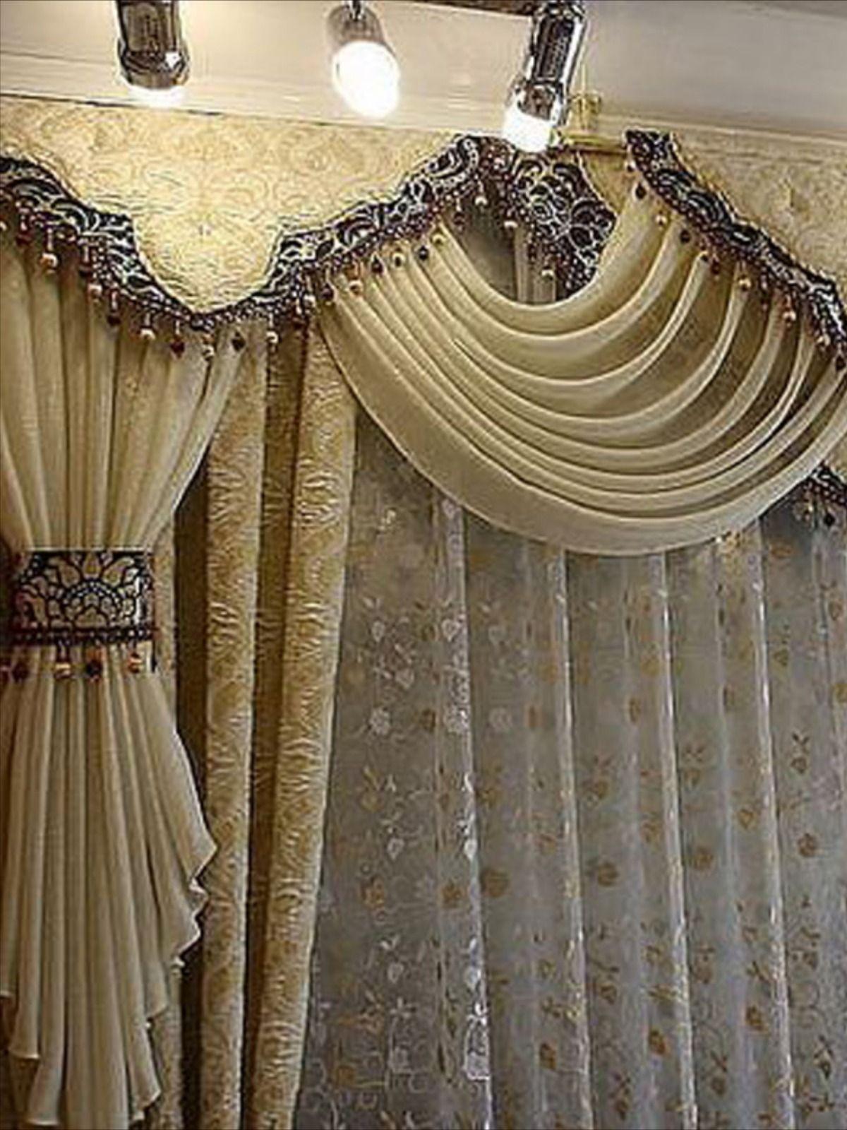 curtain designs living room modern
