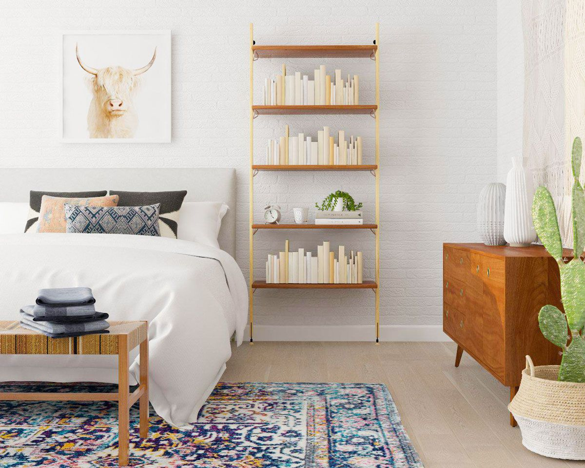 Nightstand Alternatives For Small Bedrooms