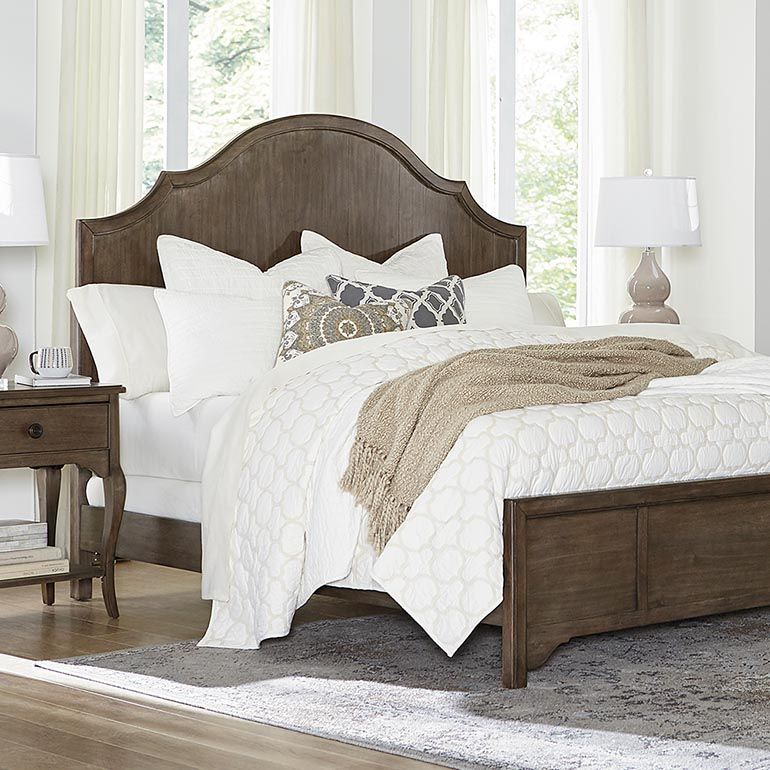 5 Tips For Arranging A Small Bedroom Panel Bed Bed Furniture