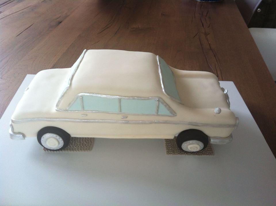 Mercedes Strich 8 Hochzeitstorte / Wedding cake