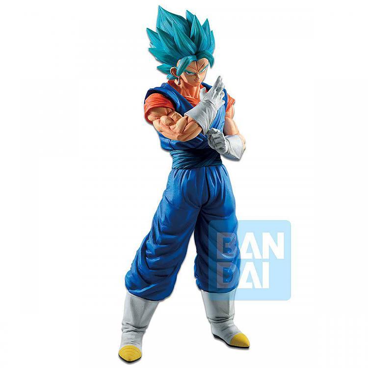 Dragon Ball Z Banpresto Kamehameha Super Saiyan God SS Vegeta Final  Figure Toy