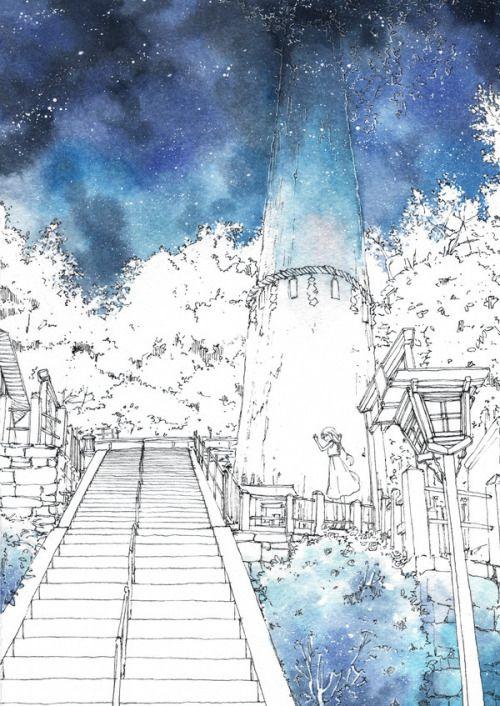 lohrien:  Illustrations bymiimork