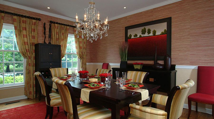 Various dining room design ideas of 2017 for every home decor