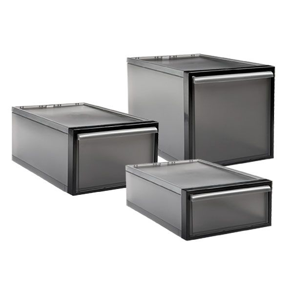 Ordinaire Like It Smoke Stackable Drawers
