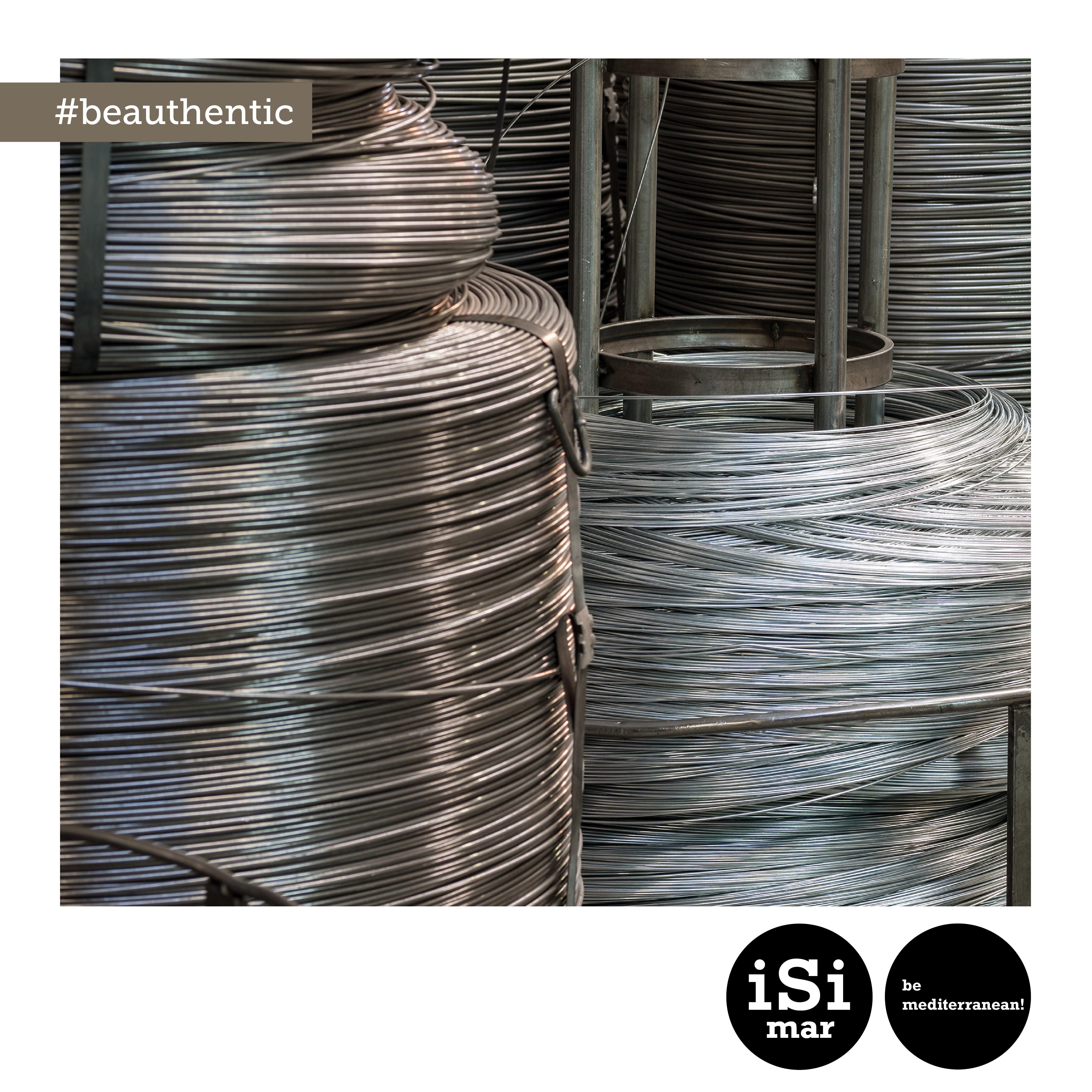 We use galvanized wire for creating unique outdoor and indoor ...
