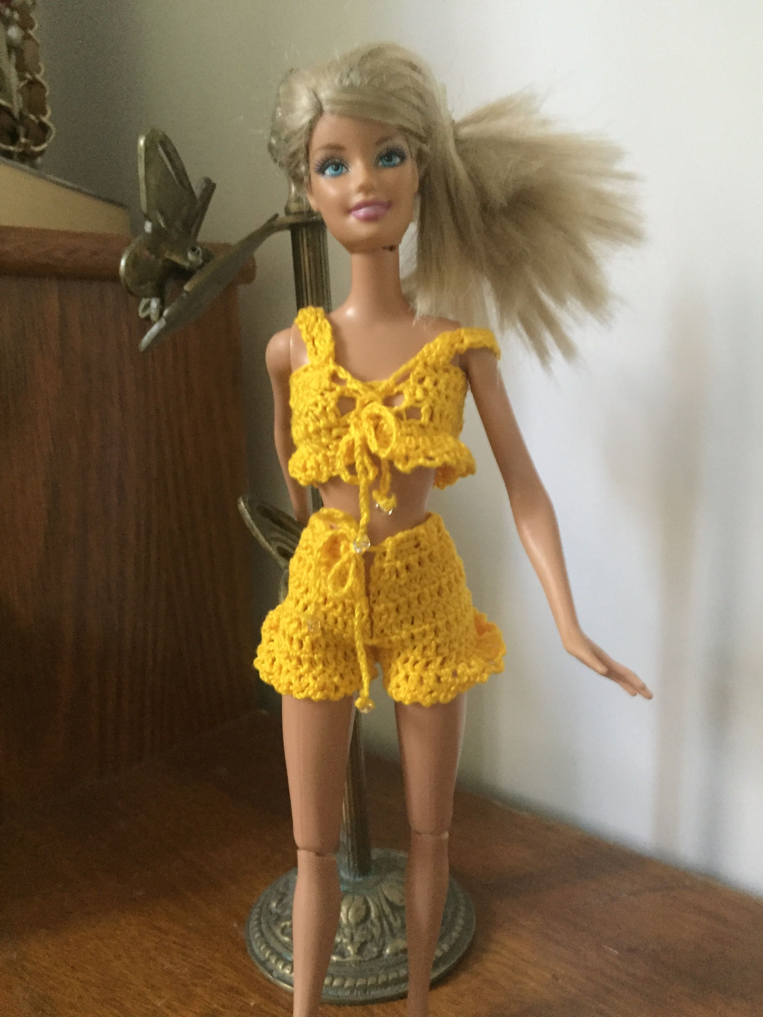 Pin von Maminette Maminette auf b : Barbie en short | Pinterest