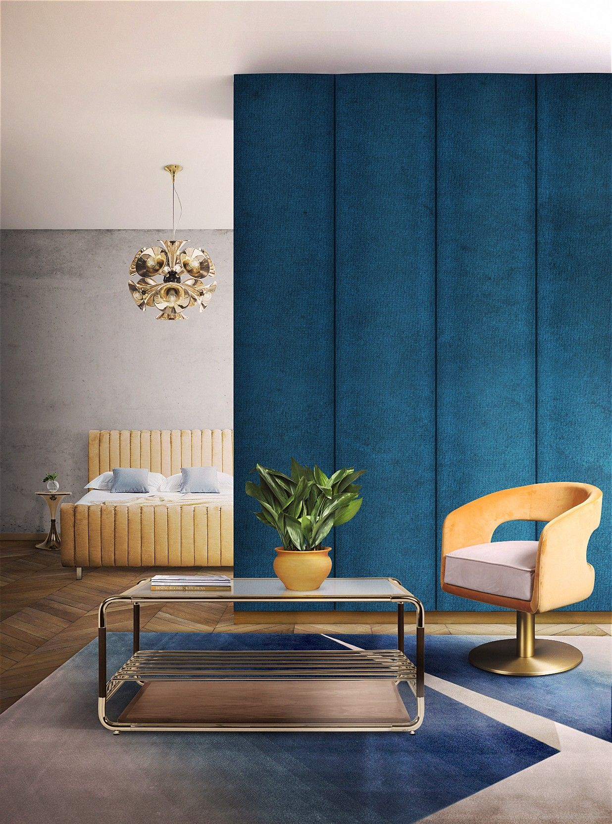 Contemporary Home Decor in the Heart of NYC. The most inspiring ...
