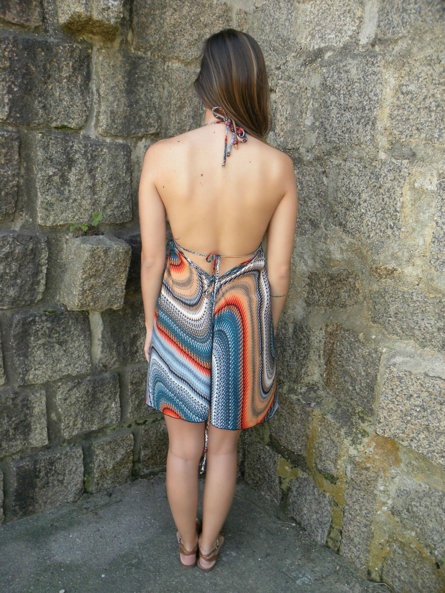 Vestido Deusa Curto 2