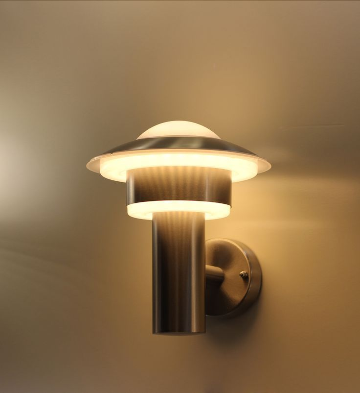 Led Stainless Steel Lights