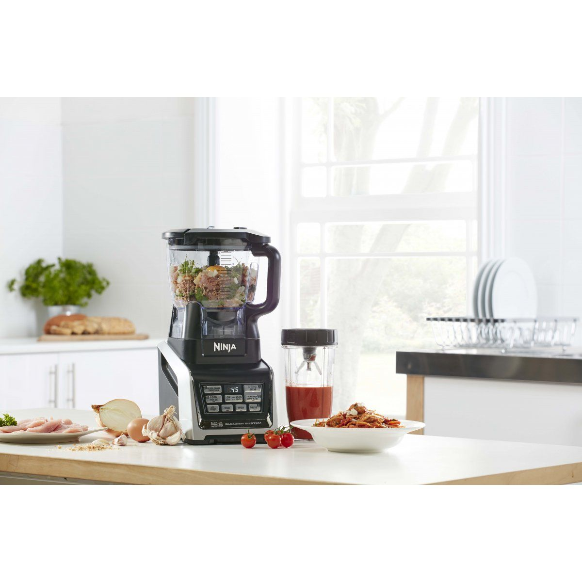 Ninja Kitchen System With Nutri Uk Rule The